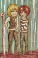 Chibi crack by EsaNany