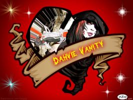 BOTDF: Dahvie Vanity by BlackKnight142