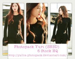 [ Photopack SNSD ] Yuri - By:Yullia by Yullia-Photopack