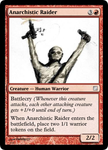 Tragic the Garnering: Anarchistic Raider by Musical-Mettaur