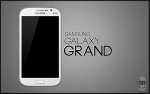 Samsung Galaxy Grand PSD by danishprakash