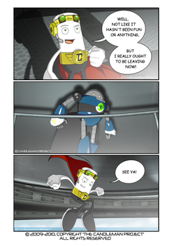 Candleman Page 31 by andystudio29