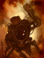 another steambot by DrawStringTheory