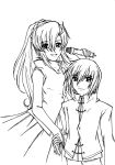 Kira x Lacus again.. by divine-darkness
