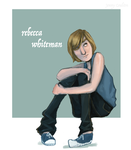 Rebecca Whiteman by Wolfmania013