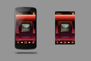mobile media player by dhartx