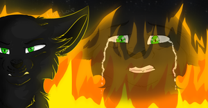 Rise from Ashes [Hollyleaf] by Fire-Loup