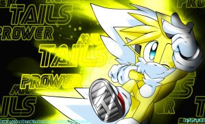 Remake :TAILS: by andreahedgehog