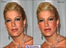 Tori Spelling retouch by StormyNight83