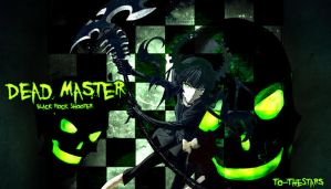 Black Rock Shooter - Dead Master by To-TheStars