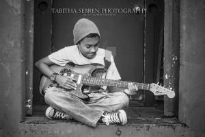 Guitar by TabithaS-Photography