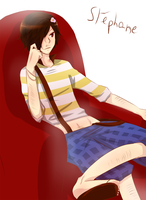 Fanart Exchange - Stephane by Ask-Italy2P