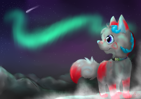 Brighter Than a Shooting Star~ by SquiggleSharks