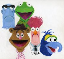 Muppet Show by DolfD
