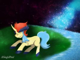 .: Contest: Sleeping Keldeo :. by ASinglePetal