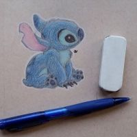 Stitch by cocobeanc