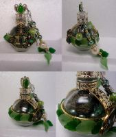 Dryad's Tears Potion Bottle by sadwonderland