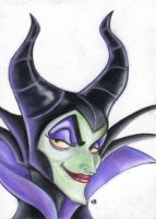Maleficent by Universal-Hooves