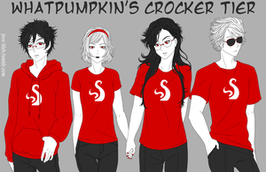 HS - Crocker tier apparel by feshnie