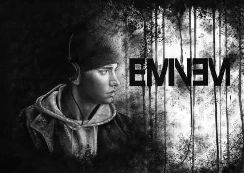 Marshall Mathers by Dalima-Dith