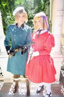 Hetalia: Don't mess with us by Momilein