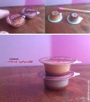 Miniature: Creme caramels by fiat500S