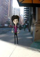 MANHATTAN YOYO GUY by best-of
