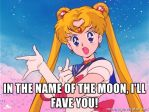 My Sailor Moon Fave Quote by Chrisman1991
