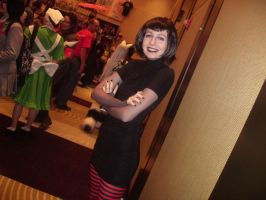 Shadocon 2012 ~ Mavis by DespicablyAwesome