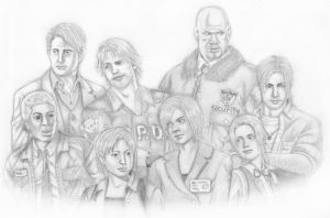 ..::RESIDENT EVIL OUTBREAK::.. by NLS14