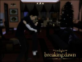 BD PART 2 Edward and Renesmee The Sims 3 by Tokimemota