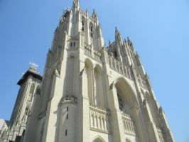 National Cathedral by EverlastingRide