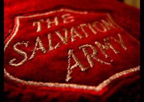 The Salvation Army by eaukes