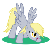 Derpy Hooves by CDRudd