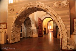 Archaeological museum by ShlomitMessica