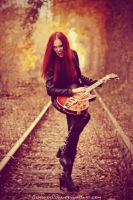 I love Rock'n'Roll! by LienSkullova