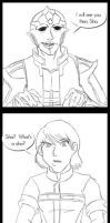 Mass Effect 2: Meaning of Siha by neo-dragon