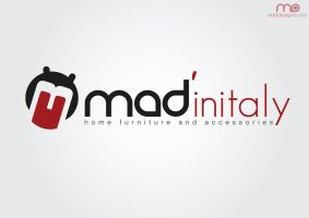MAD' initaly - Logo by MadDesign