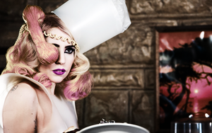 Lady GaGa Wallpaper 5 by other-covers