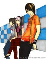 Emo Team 7 - ver A by Sukyan