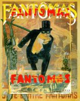 Fantomas collage by leothefox