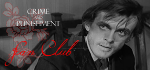 ''Crime and Punishment'' Fan Club Icon by Sasha-Raskolnikova