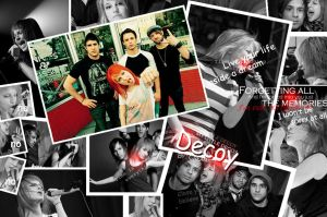 Decoy Paramore by Miss-Craemo