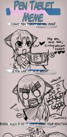 Pen Tablet Meme by DJHyena12