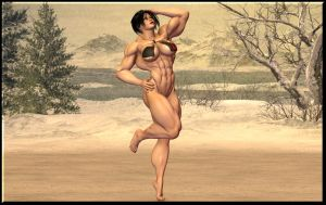 Charity Bikini Calender image2 by Soviet-Superwoman