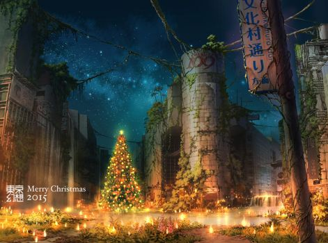 Merry Christmas 2015 by tokyogenso
