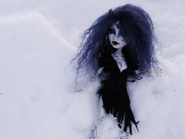 Ice Witch by kessan