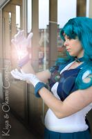 Sailor Neptune 5 by kiyaviolet