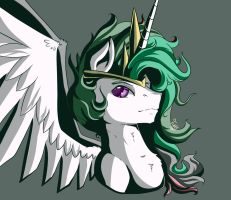 Rule 63 Celestia V2 by Evehly