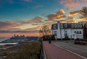 Weehawken's Dusk by namespace